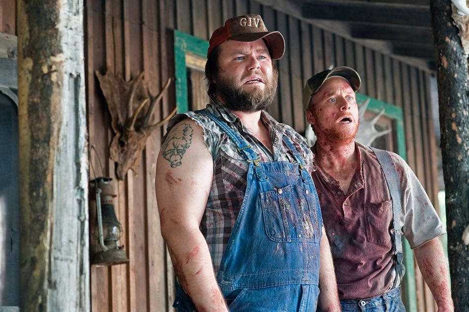 I don't think Tucker or Dale would've been Trump supporters, to be fair