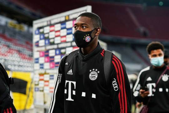The Premier League champions are being linked with a move for Alaba