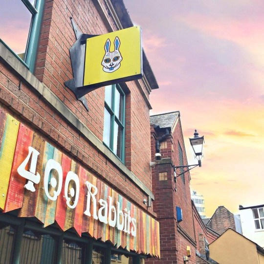 The owner of 400 Rabbits, James Aspell, applied to have his tequila bar registered as a place of worship so they can open under tier three after lockdown ends.