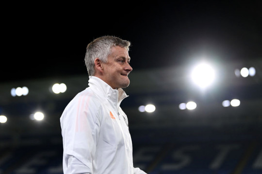 Solskjaer's side crashed out of the FA Cup at the quarter-final stage