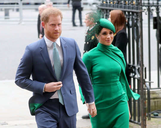 Prince Harry and Meghan Markle's exit from the Royal Family is being made into a Lifetime movie