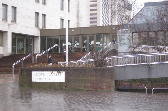 General view of Maidstone Crown Court