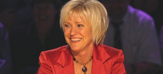 Television programmes: A Question of Sport. Sue Barker