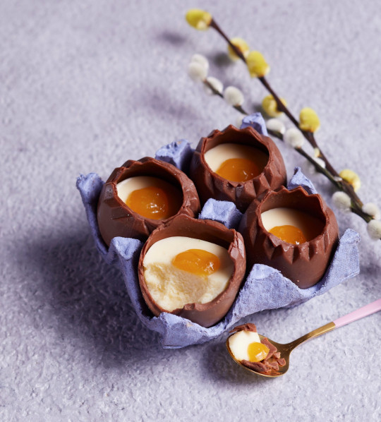 Specially Selected Egg-cellent Chocolate Eggs