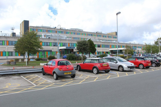 Ysbyty Glan Clwyd Hospital. Personal trainer died after drinking caffeine before workout. Thomas Anthony Mansfield.