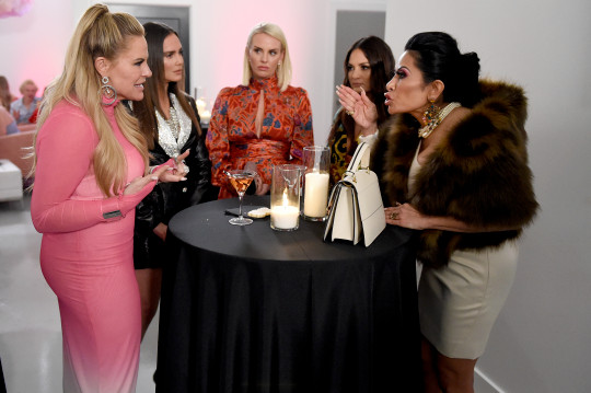 The Real Housewives of Salt Lake City's Jen Shah arrested for wire fraud