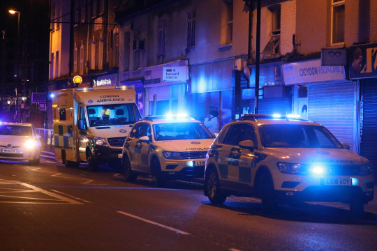 Officers from the Met Police have this evening launched a murder investigation after a man was stabbed to death and two others were injured. The fatal attack took place on Alpha Road in Croydon, south London.