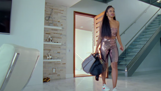 Taylour Paige in Zola movie