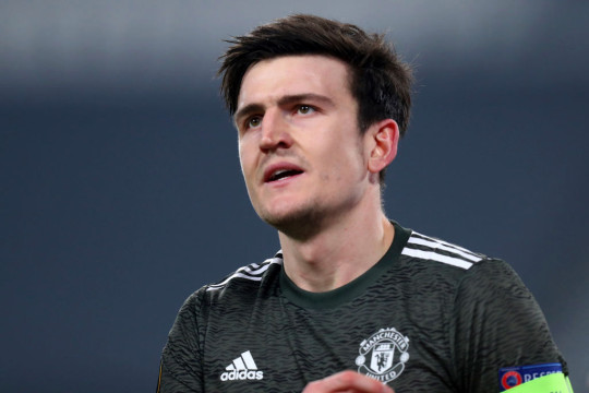 Man United are looking for a new centre-back partner for Harry Maguire