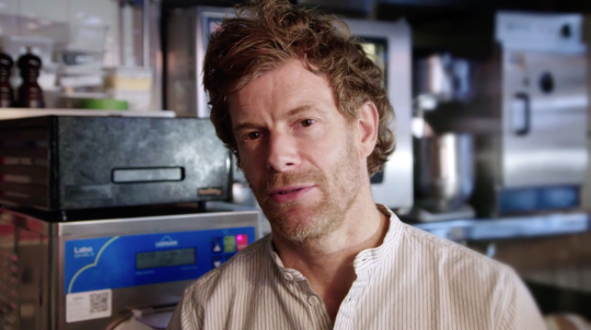 Tom Aikens on Snackmasters