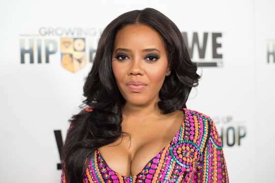 Growing Up Hip Hop - Angela Simmons