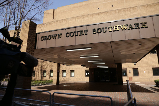 An exterior view of Southwark Crown Court in London. Daniel Brown has been jailed after he raped a woman in her own flat in Kensington, London.