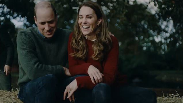 Will and Kate post video celebrating their anniversary