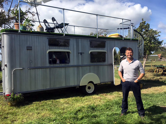 George Clarkes Amazing Spaces with George Clarke.