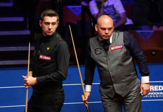 Betfred World Snooker Championship - Day Fifteen