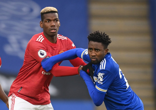 Leicester City's Wilfred Ndidi is on Manchester United's radar