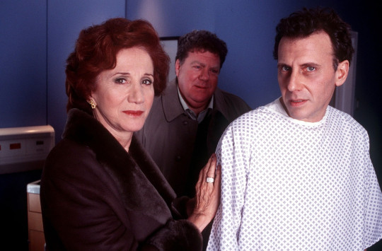 Olympia Dukakis, George Wendt and Paul Reiser starred in My Beautiful Son