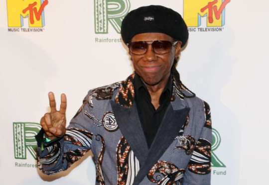 Nile Rodgers at the Rainforest Fund 30th Anniversary Benefit Concert Presents 'We'll Be Together Again' - Red Carpet