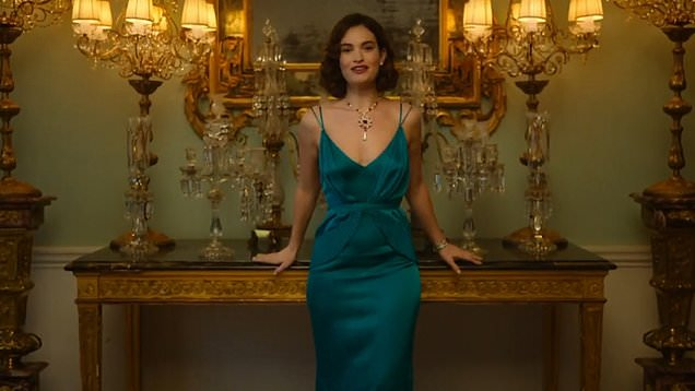 Pursuit of Love: Lily James stars in BBC adaptation