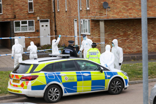 Police have launched a murder investigation after a man died in Laindon last night, Sunday 2 May. Officer were called with reports of a man having been attacked in Iris Mews, shortly after 9.30pm. We arrived and found a man had been stabbed. Sadly, despite the efforts of medical staff, the man, aged in his 30s, died. Four teenagers have been arrested on suspicion of murder and remain in police custody. Police are progressing our enquiries and there will be a police presence in the area throughout the day. Anyone who witnessed the incident, has footage of what led to it or has information on it should submit a report online at https://www.essex.police.uk or use the 'Live Chat' button to speak to an online operator between 7am-11pm. You can also call us on 101 and cite incident 1292 of May 2. Information can also be given to independent charity Crimestoppers anonymously on 0800 555 111 or https://crimestoppers-uk.org.
