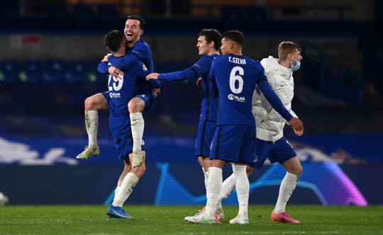 Chelsea will face Manchester City in the Champions League final
