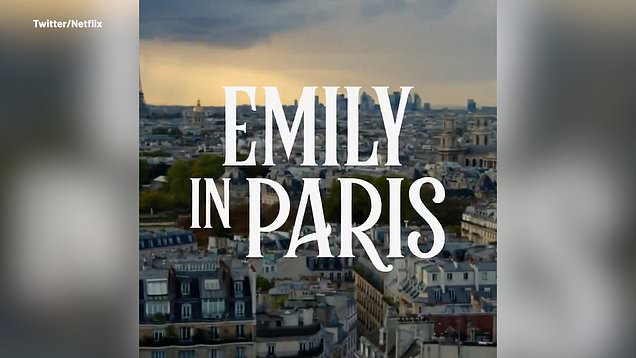 Emily in Paris season two in production