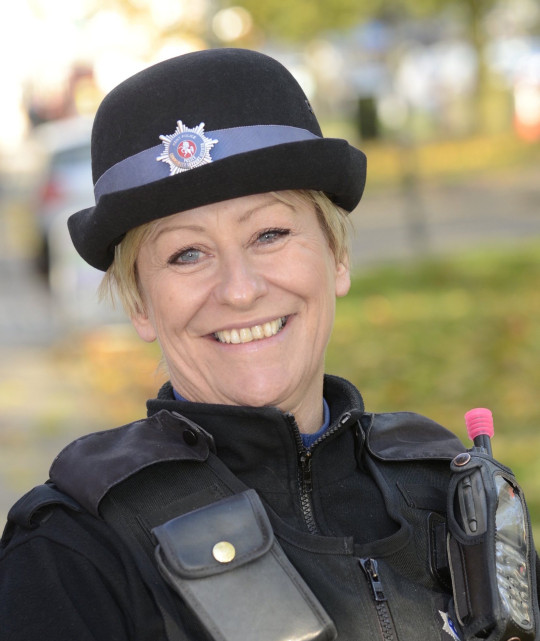 PCSO Julia James, pictured in 2013. An inquiry is underway after a serving Police Community Support Officer was found dead in woodland.