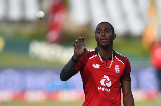 Jofra Archer has played 13 Tests since making his red-ball debut in 2019