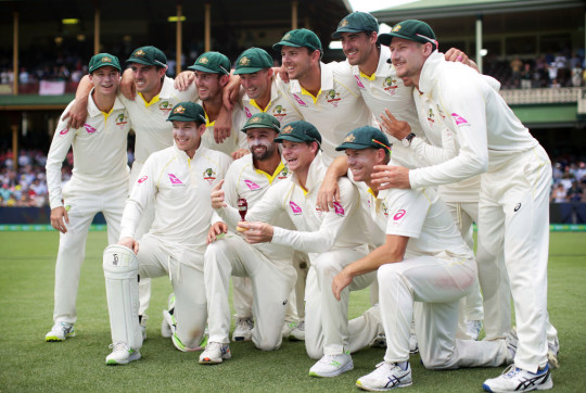 Australia beat England 4-0 in their last home Ashes series
