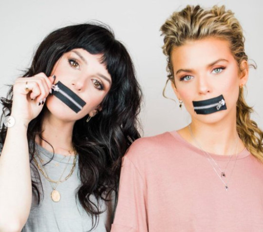 90210 stars Annalynne McCord and Shanae Grimes-Beech reveals how castmember caused their five-year feud