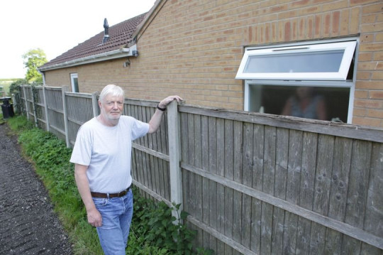 Craig Turner. Craig Turner has complained to Barnby Moor Parish Council about a parking lot extension being built right next to his house.