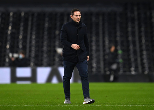 Frank Lampard will become a 'fantastic' manager, says Brendan Rodgers