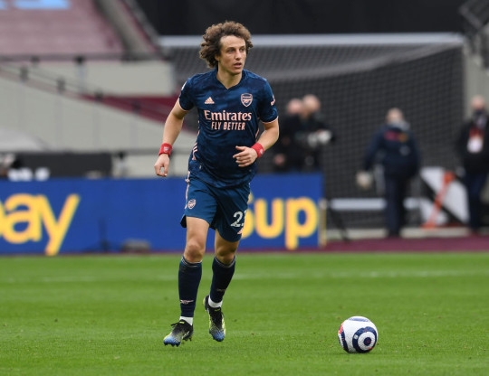 Luiz is also set to depart from the Emirates in the summer