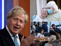 Boris calls for 'heavy dose of caution' as lockdown eases