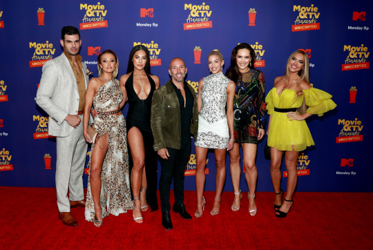 Selling Sunset cast at MTV Movie and TV Awards