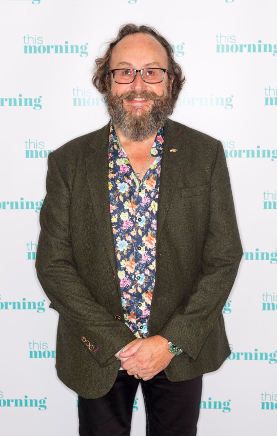 Editorial use only Mandatory Credit: Photo by Ken McKay/ITV/Shutterstock (9887631t) Dave Myers 'This Morning' TV show, London, UK - 20 Sep 2018 HAIRY BIKERS? DAVE MYERS: ?I THOUGHT I HAD A HANGOVER BUT I WAS GOING BLIND? During an eye checkup seven years ago, Dave Myers - best-known as one half of The Hairy Bikers - was told by an optician he might have glaucoma; brushing it off, he put it down to a heavy night and hangover. But a referral to hospital showed glaucoma was setting in - a condition which could have led to Dave going blind. As we approach National Eye Health Week, the chef joins us to talk about his secret health condition, also known as the silent thief of sight, alongside optician Dr. Josie Forte, who?ll be telling you what signs and symptoms really mean when it comes to your eyes.