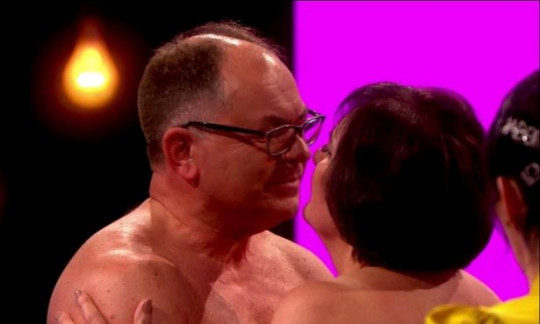 Judith and Doug on Naked Attraction