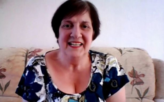 Judith shared the update on Naked Attraction through video call