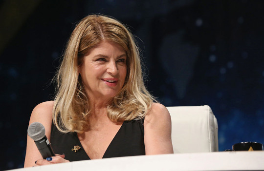 Kirstie Alley claims she was 'blackballed' by Hollywood for supporting Donald Trump