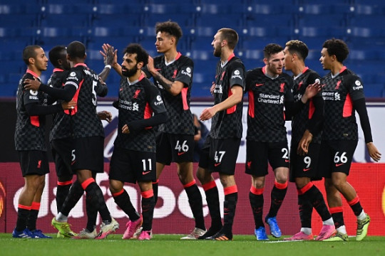 Liverpool beat Burnley on Wednesday to move into fourth