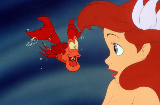 Editorial use only. No book cover usage. Mandatory Credit: Photo by Moviestore/Shutterstock (2848888e) The Little Mermaid The Little Mermaid - 1989