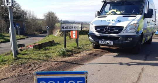 Police were called to concerns about a teenage boy at the reservoir at around 3pm