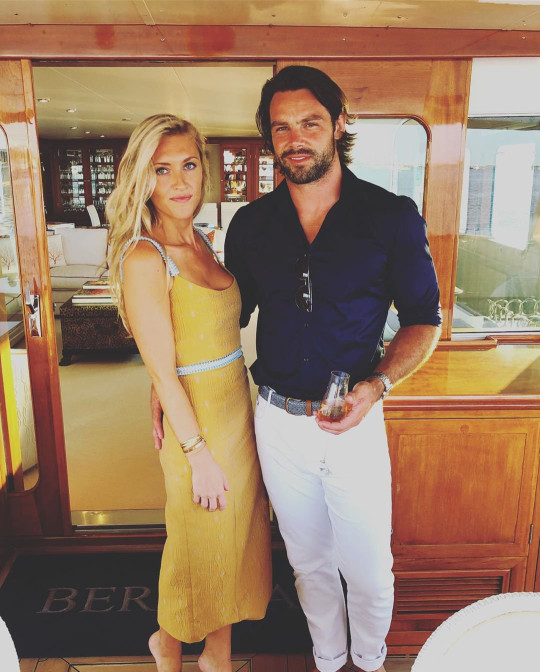 Ben Foden celebrates one-year anniversary with wife as 'best decision of my life'