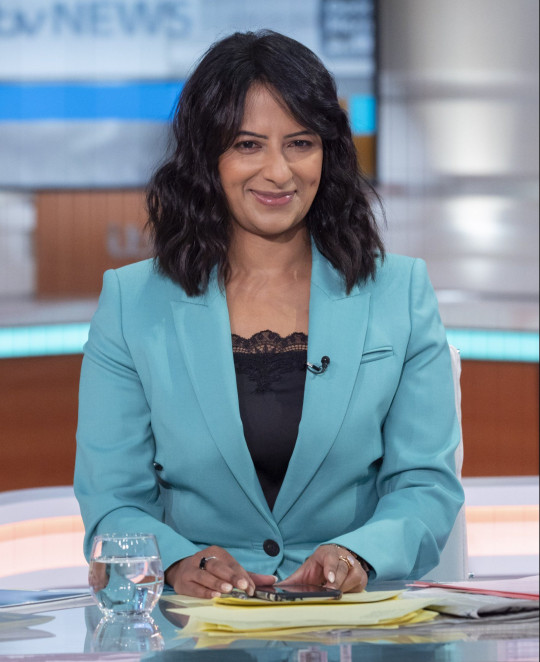 Ranvir Singh is being considered as a replacement on Good Morning Britain
