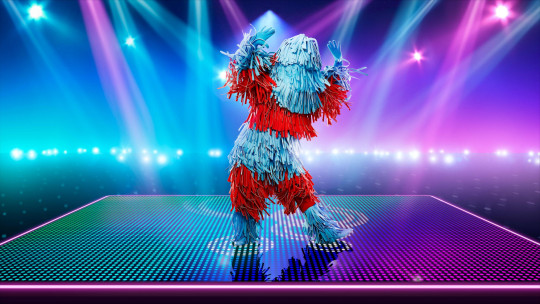 Editorial use only Mandatory Credit: Photo by ITV/Shutterstock (11892831b) Carwash. 'The Masked Dancer' TV show, Series 1, UK - 29 May 2021
