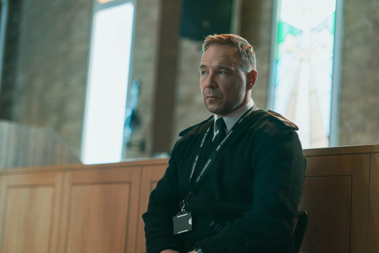 Eric McNally (Stephen Graham) from Time