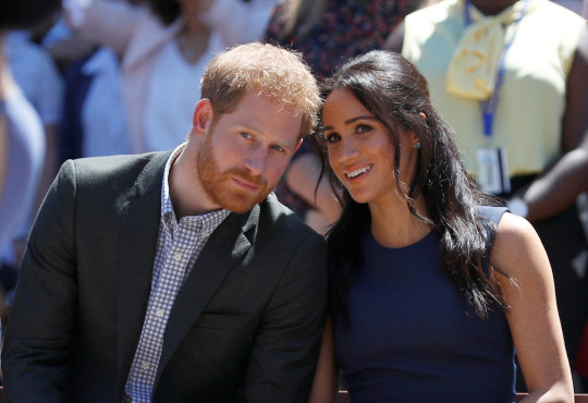 The Duke and Duchess of Sussex Harry and Meghan Markle have been warned to tighten security after four bears were spotted prowling near their LA mansion in Montecito, California.