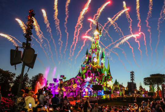 Disneyland Paris is the most visited theme park in Europe.