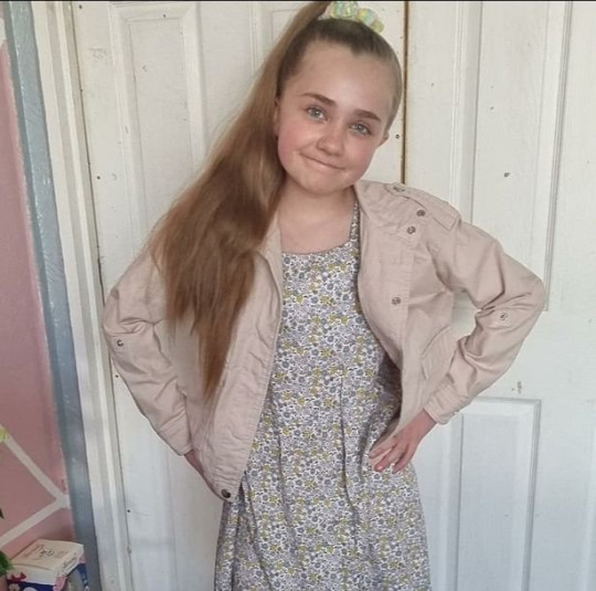 10-year-old Essex girl Hollie Hartley was told she had 24 hours to live after doctors found a brain tumour.