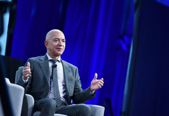 Jeff Bezos is going to fly into space
